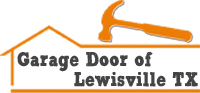 Garage Door lewisville TX Logo